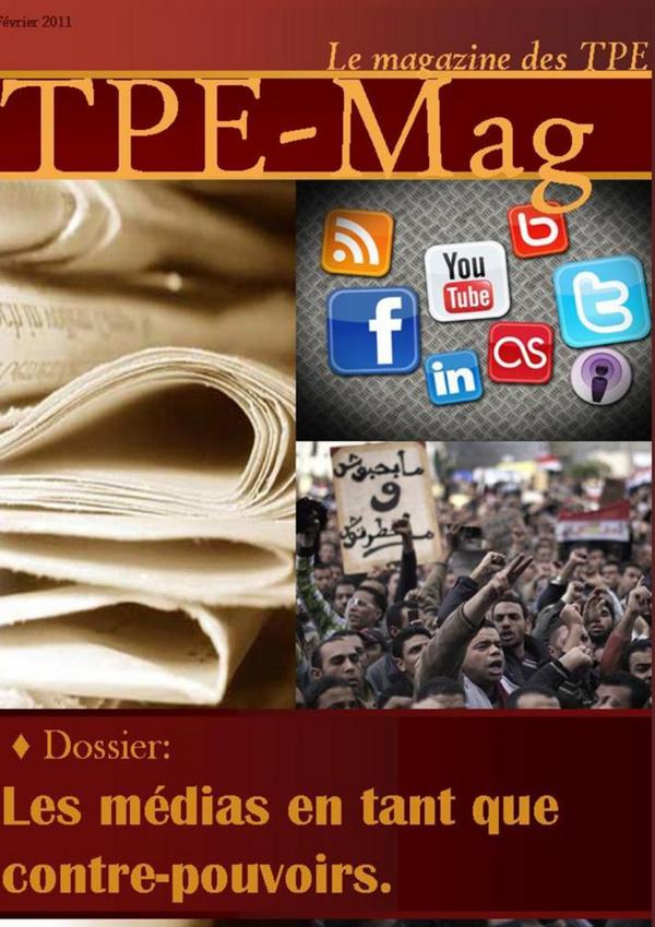 TPE Madmagz : Les médias contre-pouvoirs